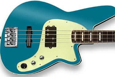 Reverend Now Offering New Finishes on Decision and Justice Basses