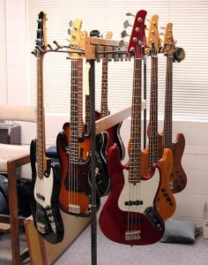 Wilkins Guitars Custom Basses