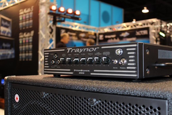 Traynor Introduces DynaBlock Series at NAMM