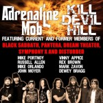 Kill Devil Hill and Adrenaline Mob Announce Co-Headlining Tour