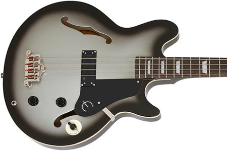 Epiphone Introduces Limited Edition Jack Casady Signature Bass