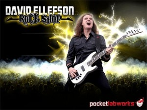 David Ellefson Rock Shop App