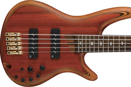 Ibanez Releases SR 25th Anniversary Limited Edition Basses