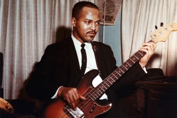 "Jackson 5: James Jamerson's Isolated Bass on ""Darling Dear"""