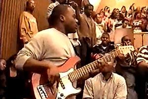 Sharay Reed: Chicago Gospel Musician Jam