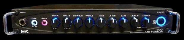 Gallien-Krueger MB Fusion 800 Bass Amp
