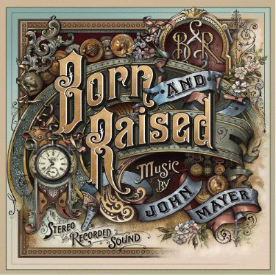 "John Mayer Releases ""Born and Raised"", Featuring Sean Hurley"