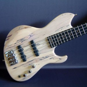 Bass of the Week: LeCompte Electric Bass' Prototype 1.5