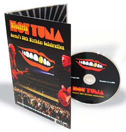 "Hot Tuna Releases ""Jorma's 70th Birthday Celebration"" DVD"