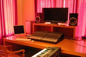 Recording setup