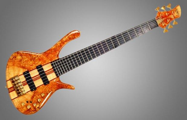 GMR Bass Guitars Bassforce NT 6 string
