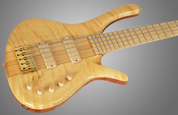 GMR Bass Guitars Bassforce NT - Blonde