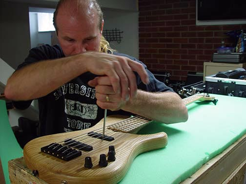 Custom Shop: Brubaker Guitars