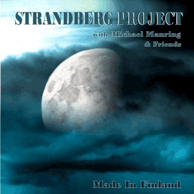 "Jan-Olof Strandberg Releases ""Made in Finland"" with Michael Manring"