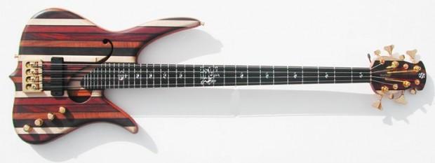 Surine Regency 8-string Rainbow Bass