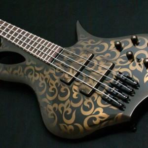 Bass of the Week: Aries Basses Senes Custom Bass