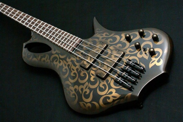 Aries Basses Senes Bass Body