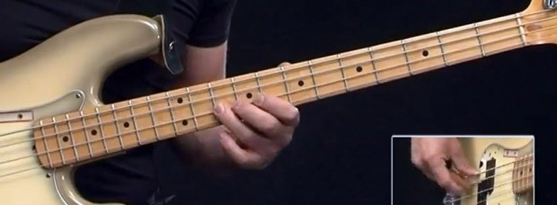 Lick Library: Learn To Play Rock Basslines