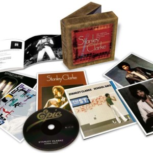 Legacy Releases Stanley Clarke: The Complete 1970's Epic Albums Collection