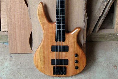 Birdsong Guitars Introduces Corto2 Bass