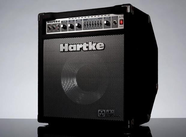 Hartke Limited Edition David Ellefson Signature Combo A70 Bass Amp