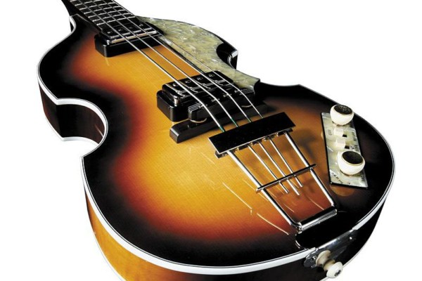 Bass of the Week: Hofner 500/1 Vintage 1963 Violin Bass