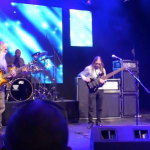 JoStLe Live: Lee Sklar, Steve Bailey and Jonas Hellborg