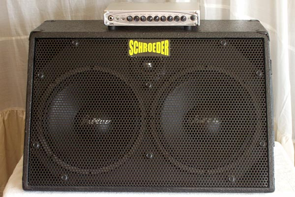 Schroeder Cabinets Introduces Pyramid Line of Bass Cabinets