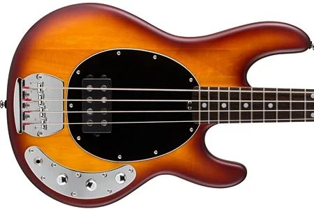 Sterling By Music Man Unveils S.U.B. Ray4 and Ray5 Basses