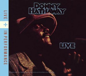 Donny Hathaway: Live + In Performance