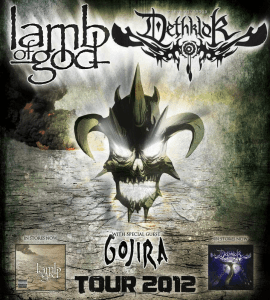 Lamb of God / Dethklok Tour