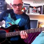 """Huw Foster: Solo Bass Cover of Stevie Wonder's """"As"""""""