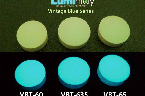Luminlay Introduces Vintage Series Fluorescent Position Markers