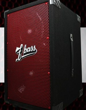 F Bass 2x10H Cabinet