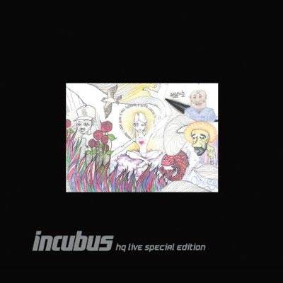 "Incubus Releases ""HQ Live"" CD/DVD Set"