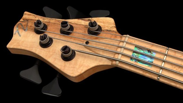 Nordstrand NX5 Bolt-On Bass - headstock
