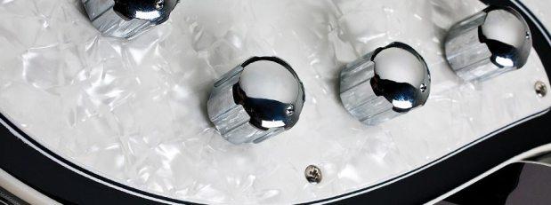 Schecter Stargazer-4 Bass controls
