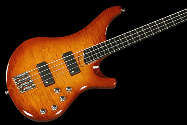 Gear Review: Vigier Arpege IV Bass