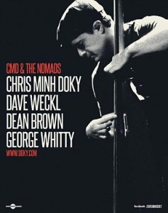 Chris Minh Doky and The Nomads Fall Tour
