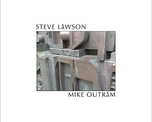 "Steve Lawson and Mike Outram Release ""Invenzioni"""