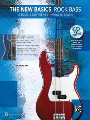 "Alfred Publishes ""The New Basics – Rock Bass"""