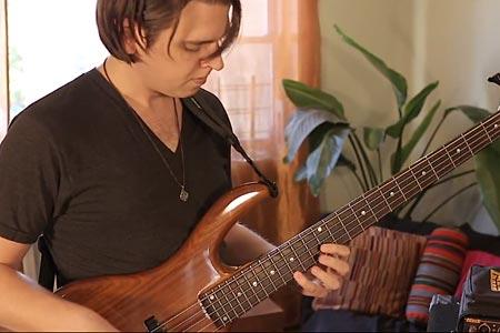 Evan Marien: Inner Urge – Solo Bass Performance