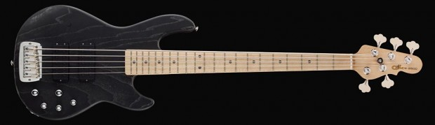 G&L Black Ice M-2500 Bass