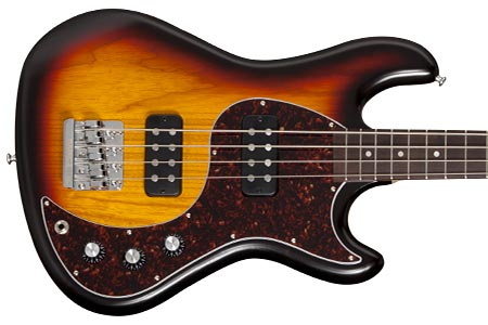 Gibson Unveils New EB Bass