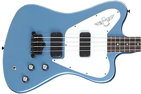 Gibson Introduces Thunderbird Studio Non-Reverse Bass