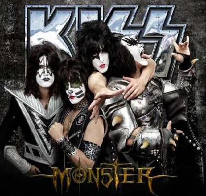 KISS Releases 20th Studio Album, Monster