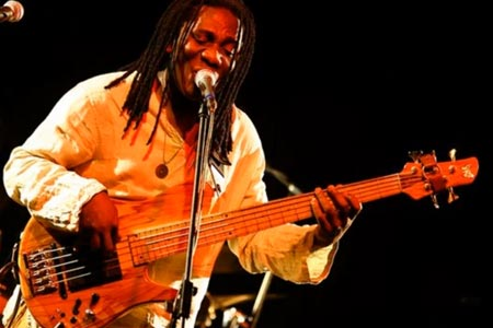 Richard Bona: Continuum