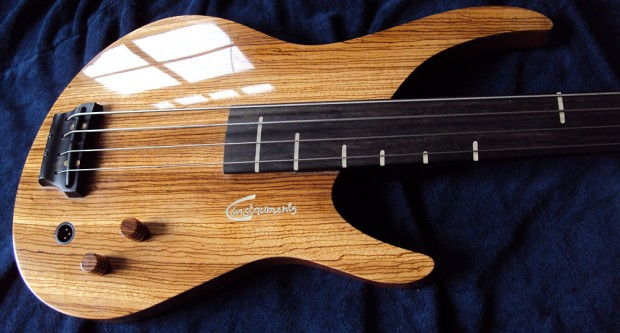 Convolution Bass