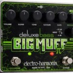 Electro-Harmonix Announces Deluxe Bass Big Muff Pi