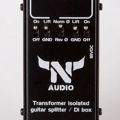 N-Audio Introduces Isolated Splitter / DI Box